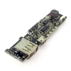 ماژول شارژر دشارژر باتری لیتیومی دارای خروجی ورودی 5V 1A مناسب برای ساخت پاور بانک