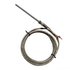 سنسور PT100 دو متری با سری رزوه M8 طول 10cm