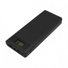 کیت پاور بانک 8 باتری دارای ورودی شارژ میکرو USB  اندروید  آیفون