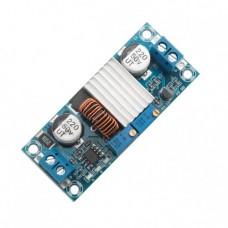 ماژول رگولاتور DC به DC کاهنده 5 آمپر با قابلیت تنظیم ولتاژ و جریان خروجی