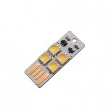 ماژول چراغ LED تاچ USB ( مهتابی )