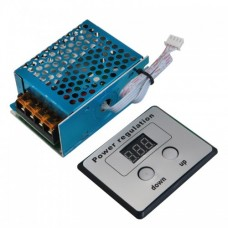 ماژول رگولاتور ولتاژ 220V AC - دیمر 4000W به همراه نمایشگر