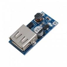 ماژول رگولاتور DC به DC افزاینده دارای خروجی 600mA 5V USB